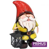 Primus Metal Gnome with Candle Lantern