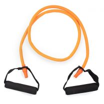 Strong Orange Resistance Tube Band Set
