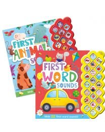 Shiny Sounds Animals and Words Bundle