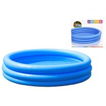 "Intext 3 Ring Crystal Blue Pool 58"" x 13"""