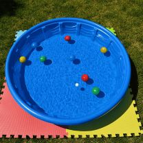 3 in 1 Paddling Pool, Sand Pit & Ball Pool (Pools)