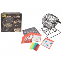 M.Y Deluxe Metal Bingo Game