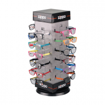 Zippo Reading Glasses Filled Revolving Readers Stand (24 Pieces)